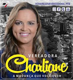 VEREADORA CHARLIANE 1ª SECRETÁRIA