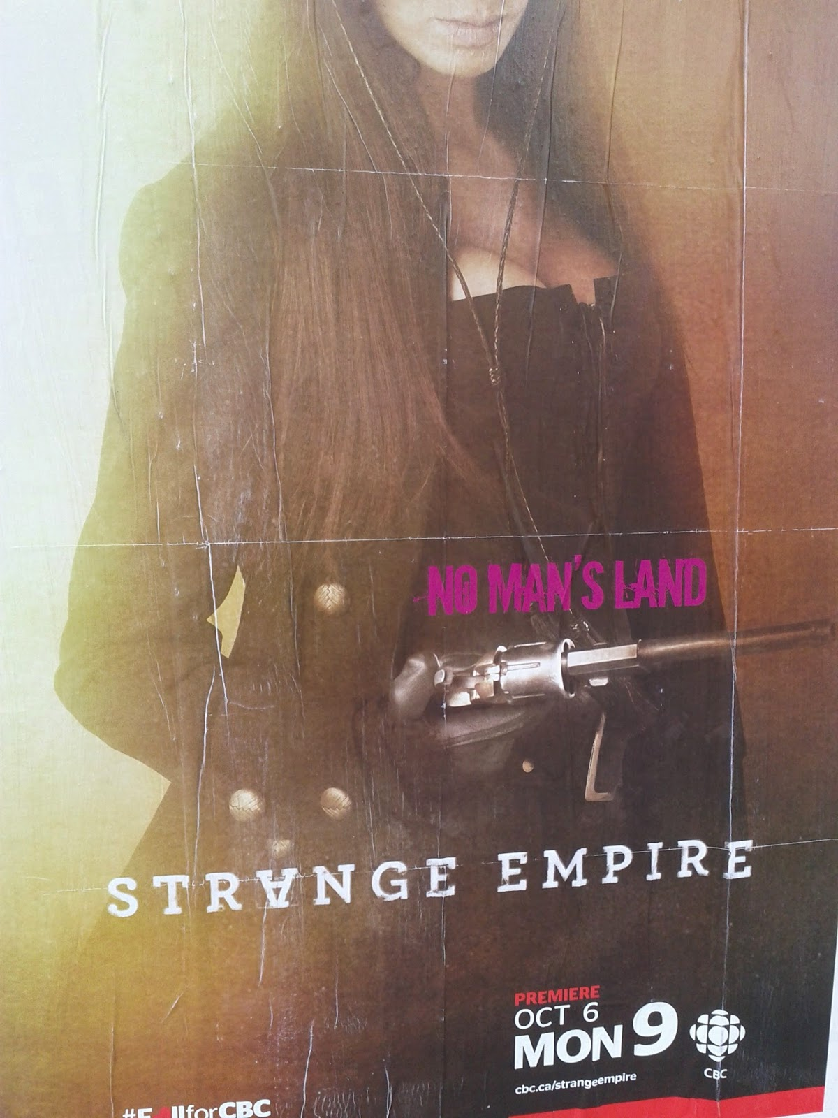 No Man's Land, Strange Empire