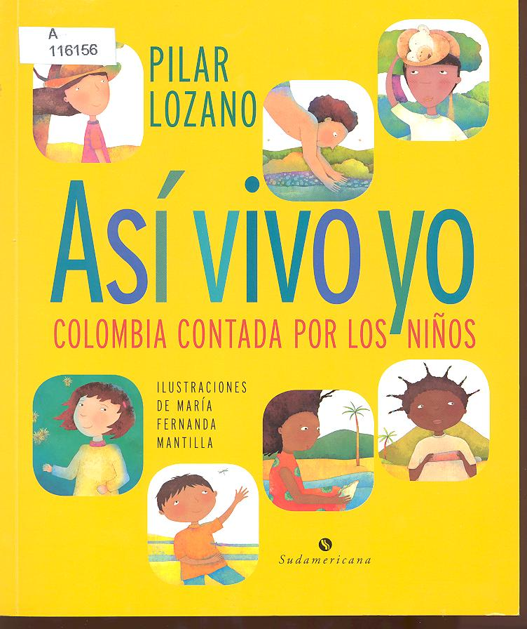 libros infantiles colombianos