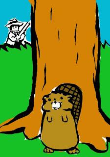 SneakyBeaver.jpg (383×545)