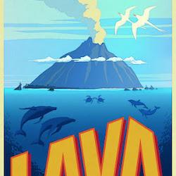 Poster Lava 2014