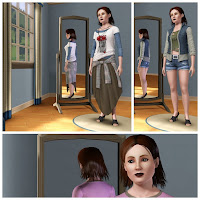 Die Sims 3 - 70er, 80er, 90er Accessoires