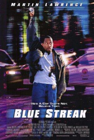 Kẻ Trộm Kim Cương - Blue Streak - 1999