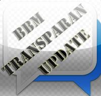 Download BBM Mod Ralova Tema Transparan Versi 2.10.0.35 apk