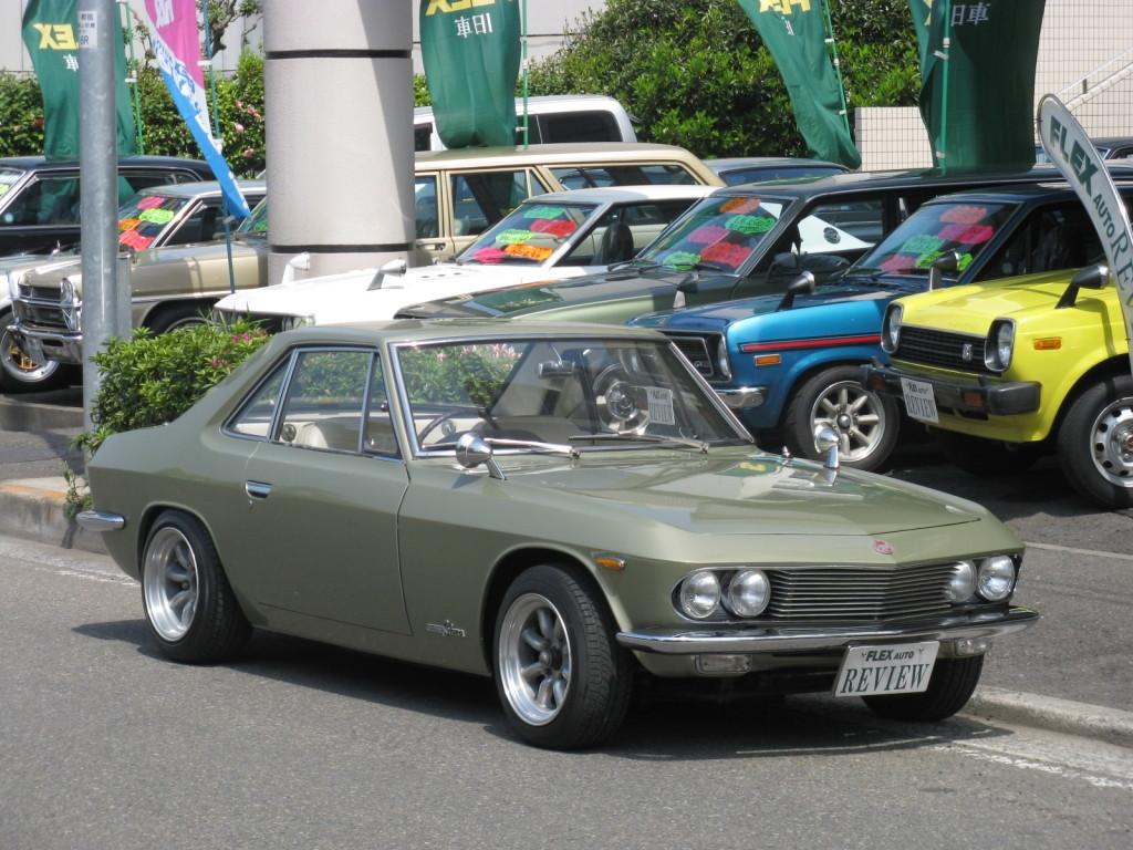 Nissan Silvia, CSP311, sportowe coupe z Japonii, samochody z lat 60, 日本車、スポーツカー