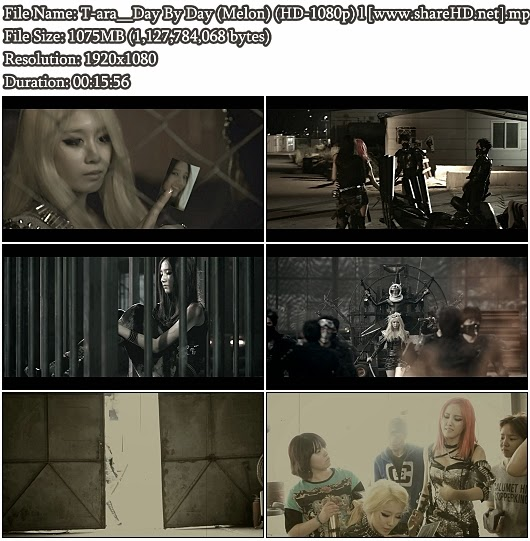 Download MV T-ara (티아라) - Day By Day (Melon Full HD 1080p)