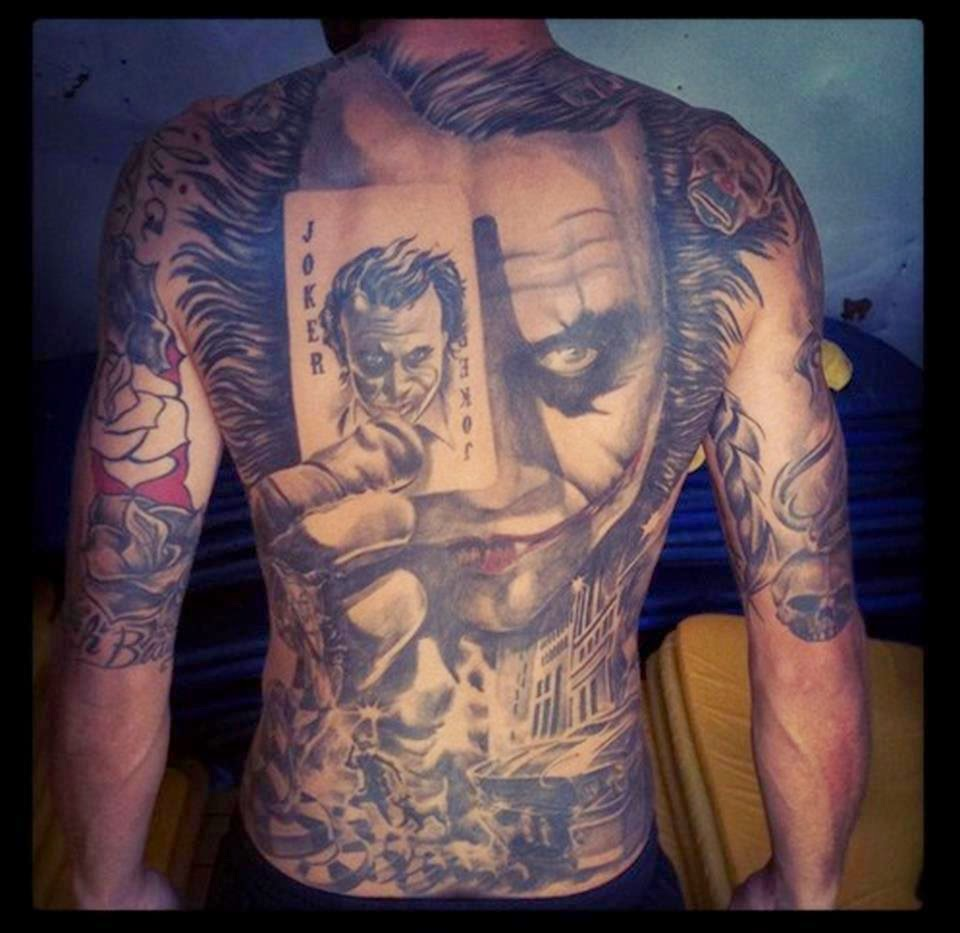 Lapercygo the best tattoos in the world for Coolest tattoos in the world
