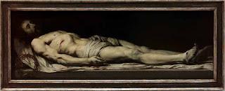 Champaigne, le christ mort