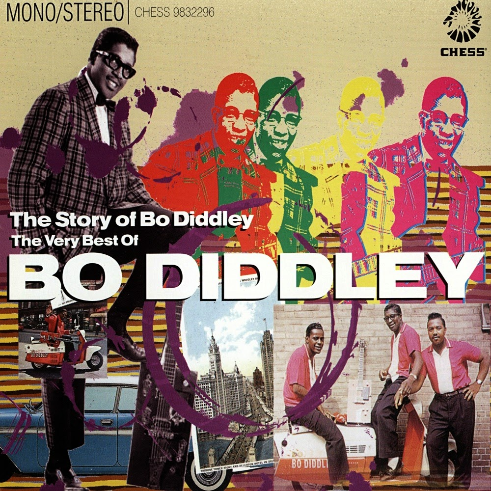 The Story Of Bo Diddley CD