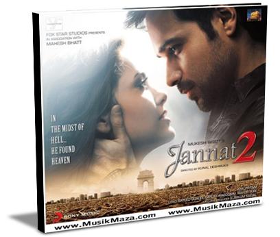 Jannat 2 (2012) - Hindi MP3 Songs - free Download & Listen