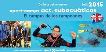 DOSSIER CAMPUS ACT. SUBACUATICAS