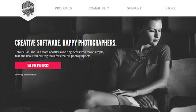 Totally Rad - 10 Sites to Get  Useful Photoshop Actions
