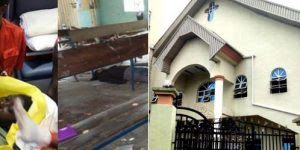 Another church attack in Anambra