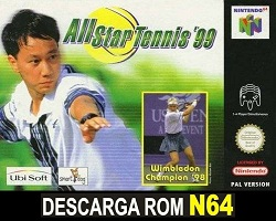 All Star Tennis 99 ROMs Nintendo64 Español