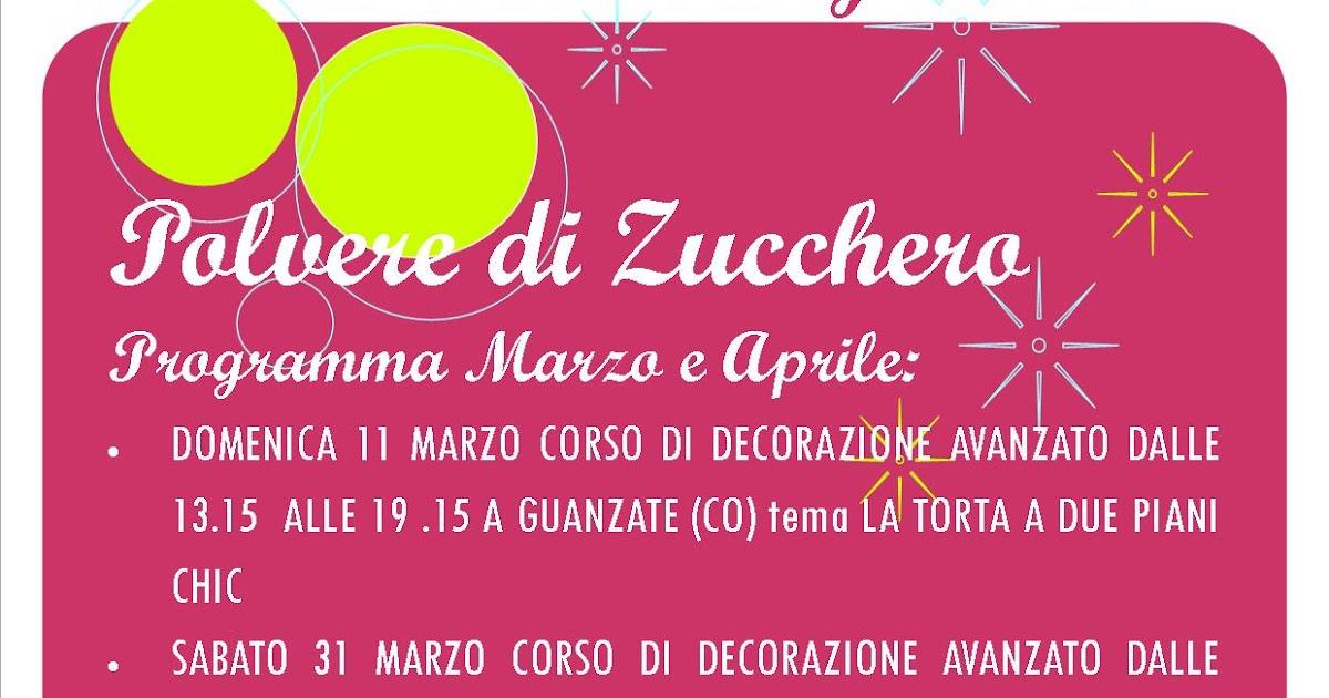 Corsi Di Cake Design Torino E Provincia : Corsi di cake design: calendario corsi torte e biscotti ...