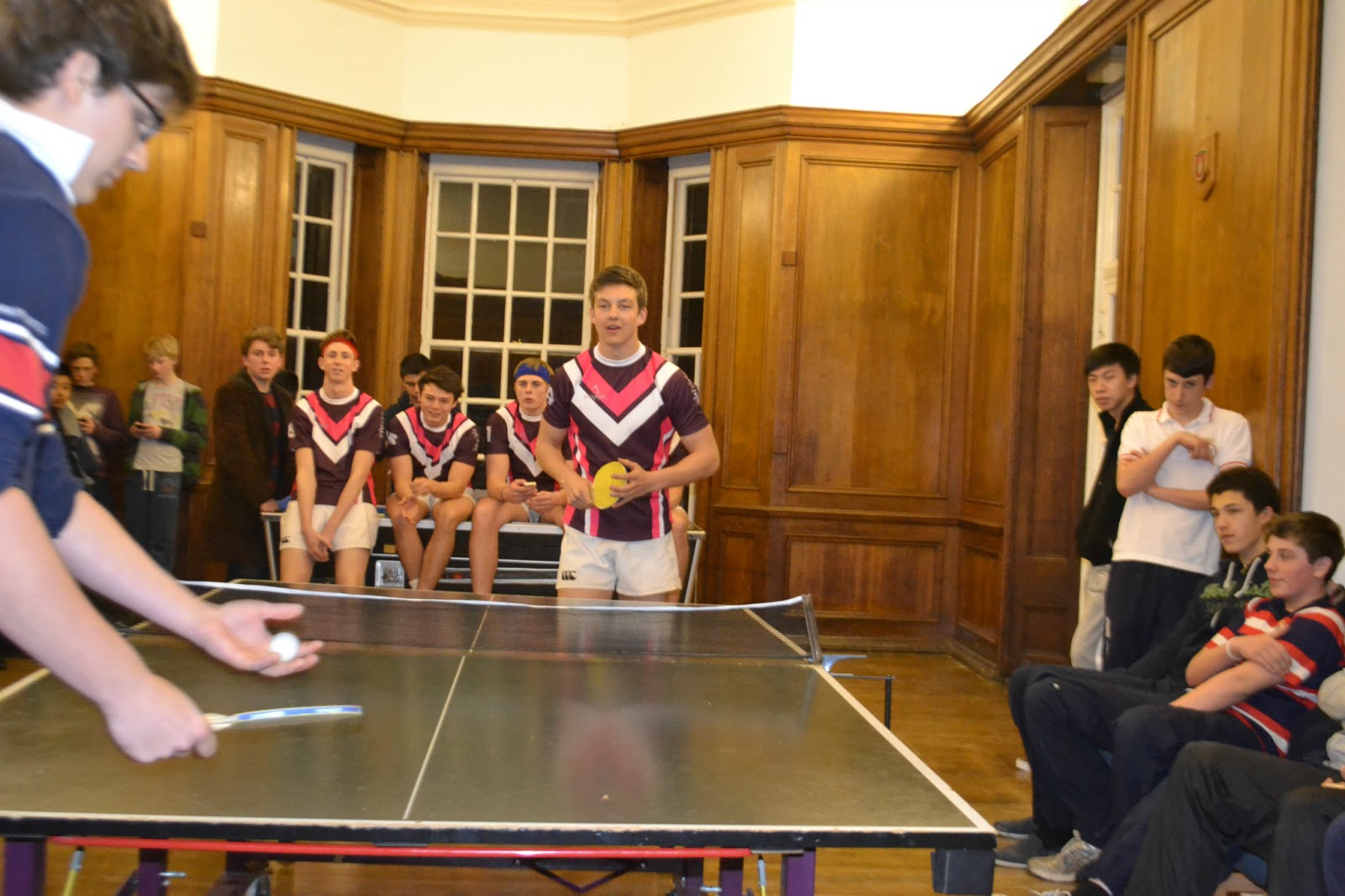 Hesperus division div table tennis for Table with div