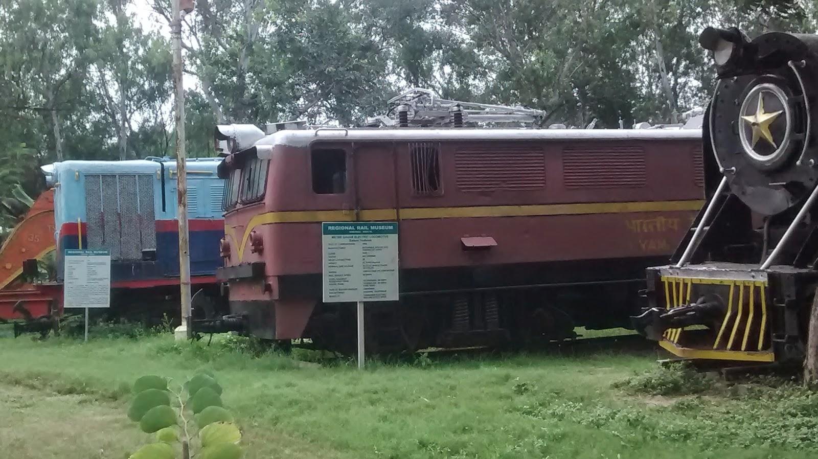 regional railway museum icf chennai train museum photos
