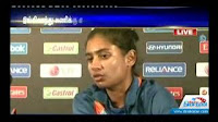 Women's Cricket World Cup – India Facing England In Mumbai