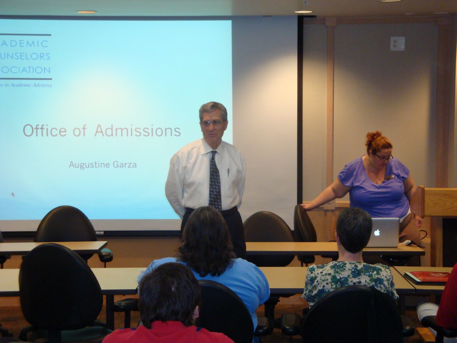 Academic advisors