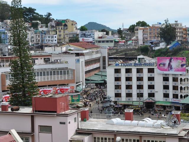 Cho Da Lat Market