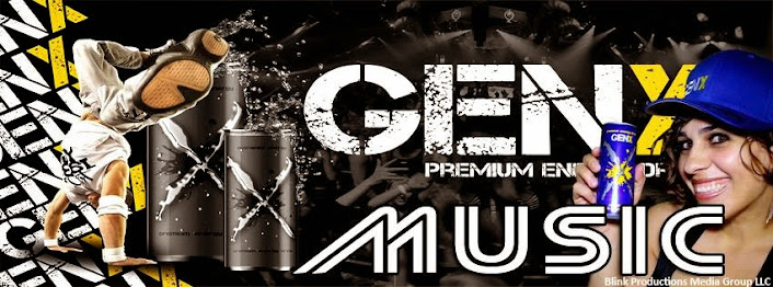 New Sponsor - GEN X Premium Energy Drinks