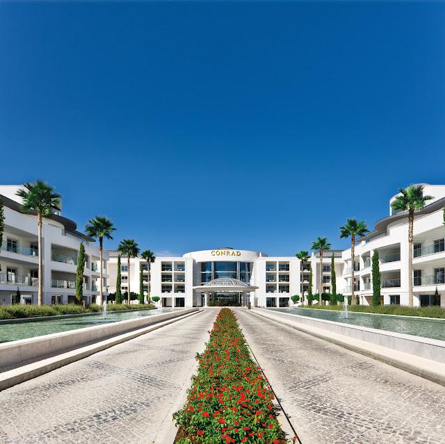 Conrad Algarve distinguido pela 3ª vez como Melhor Resort do Mundo - reservarecomendada.blogspot.pt