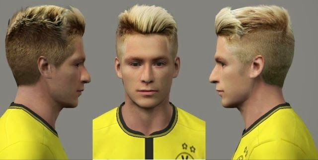 Foto Model  Rambut Marco Reus