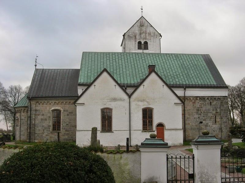 La nuova chiesa di Vä