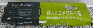 Bakeworks Gluten Free Triple Chocolate Cookies from New Zealand
