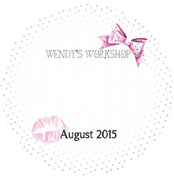 WENDY'S WORKSHOP AUGUST 2015 £8.00