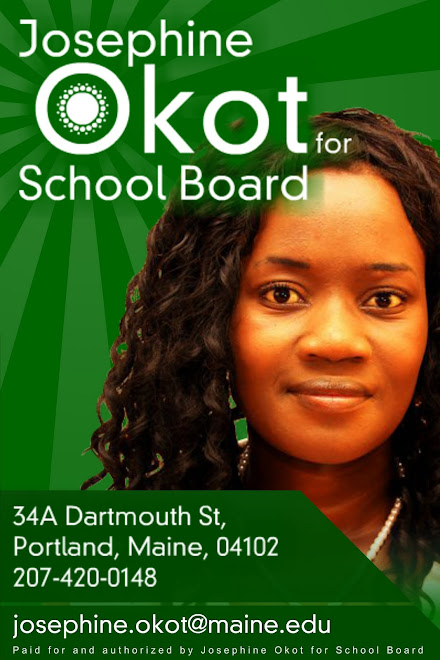 Vote Okot for School Board