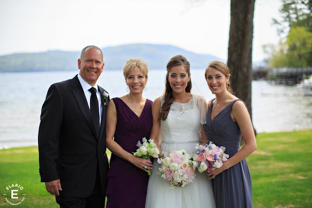 The Sagamore Wedding - Lake George, NY - Flowers - Bride's Bouquet