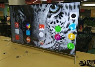 Harga serta Spesifikasi ZTE Smart TV, TV Pintar Bertenagan Smartphone