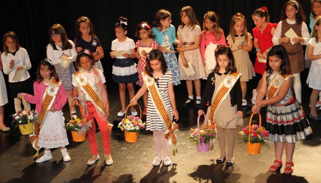 Reina Infantil 2012 en_santapola