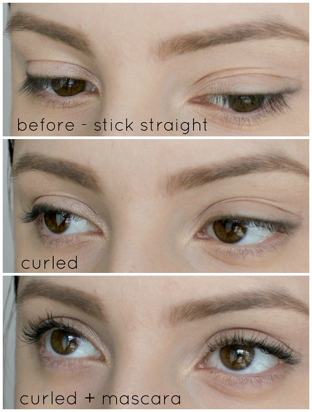 how to clean heated lash curler