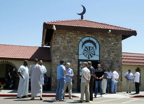 chino valley muslim The muslim community in the inland empire expressed mixed  leaders and  guests spoke at the chino valley islamic center and said it was.