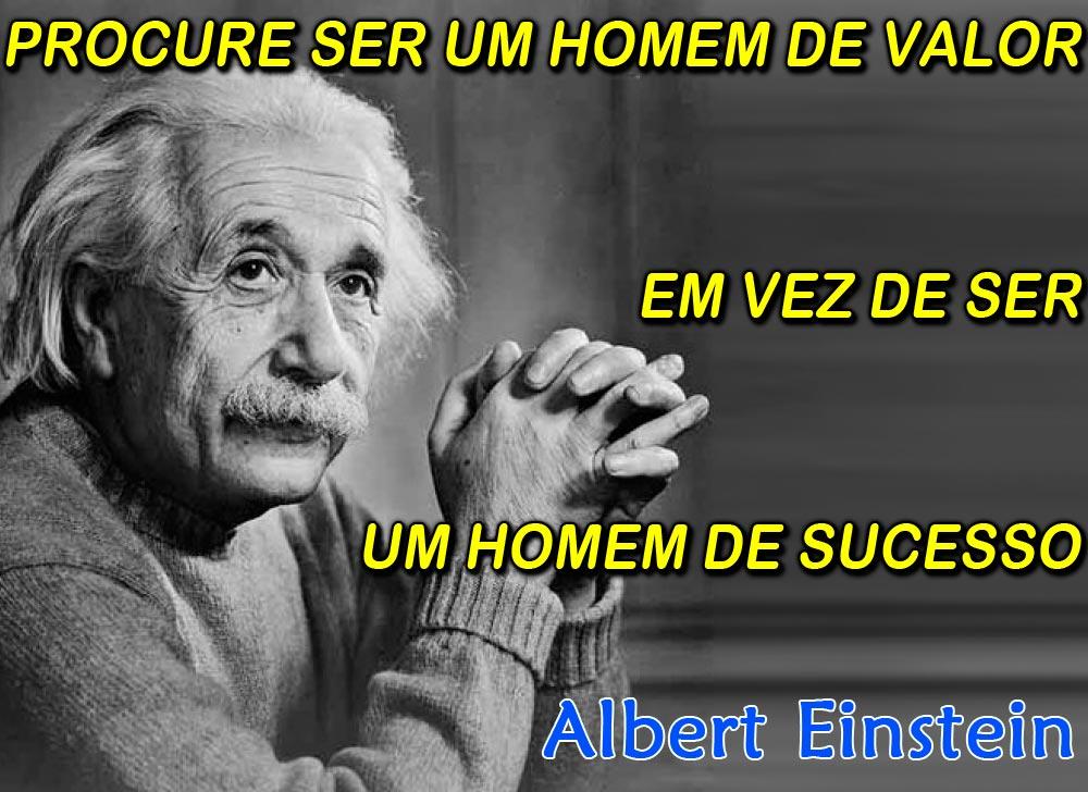 Mensagens De Otimismo Frases Albert Einstein