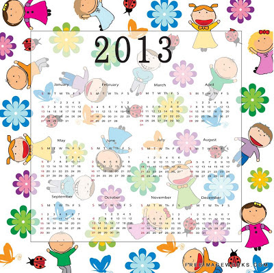 Download Kalender 2013