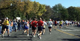 fotografia correrdors marató