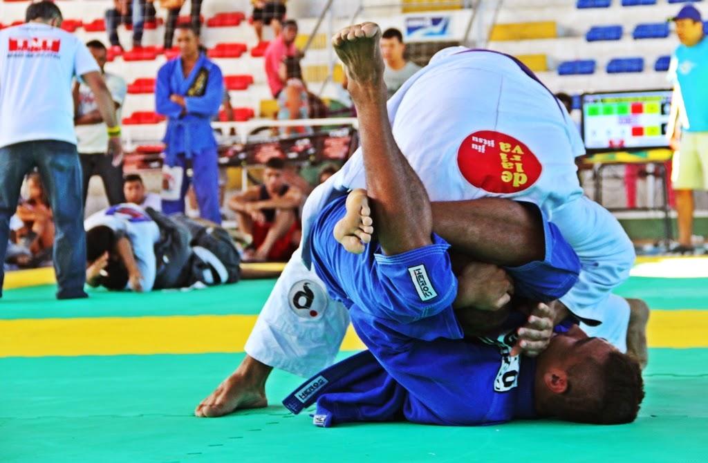 Lutas emocionantes marcaram o I Open of Jiu-jitsu