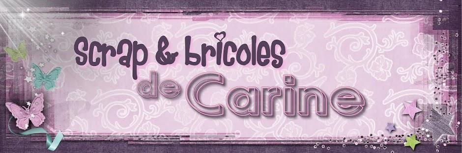 Scrap & bricoles de Carine