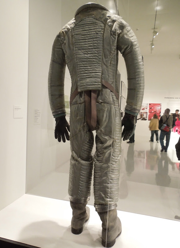 2001 Space Odyssey spacesuit back