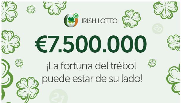loteria irlandesa, loterias irlandesas, irish lotto