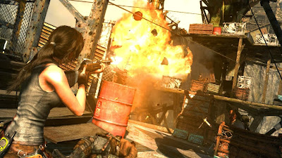Tomb Raider Definitive Edition para ps4 y xbox one