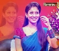 Actress Nayanthara Special In Rewind Ep-87,88 Sun Music 20,28-12-2013