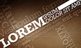 Lorem Ipsum 01
