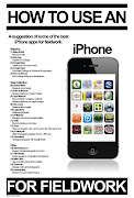 . for 20 iPhone apps for FIELDWORK that was shared earlier by Paul Turner.