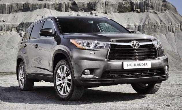 2016 Toyota Highlander Mid size SUV Review