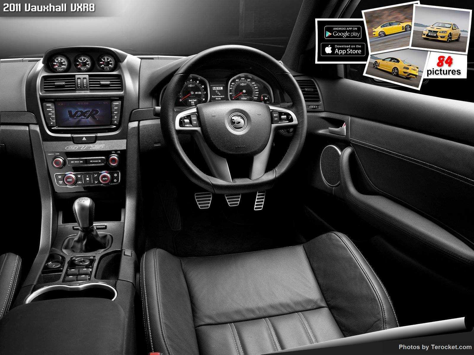 Hình ảnh xe ô tô Vauxhall VXR8 2011 & nội ngoại thất