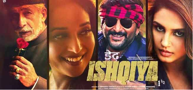 Dedh Ishqiya 2014 Watch Online